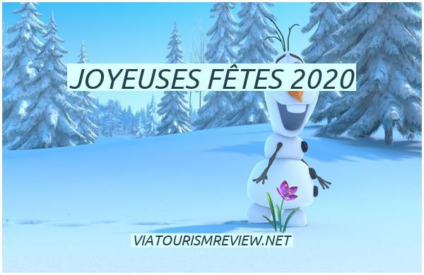 Joyeuses Fêtes 2020